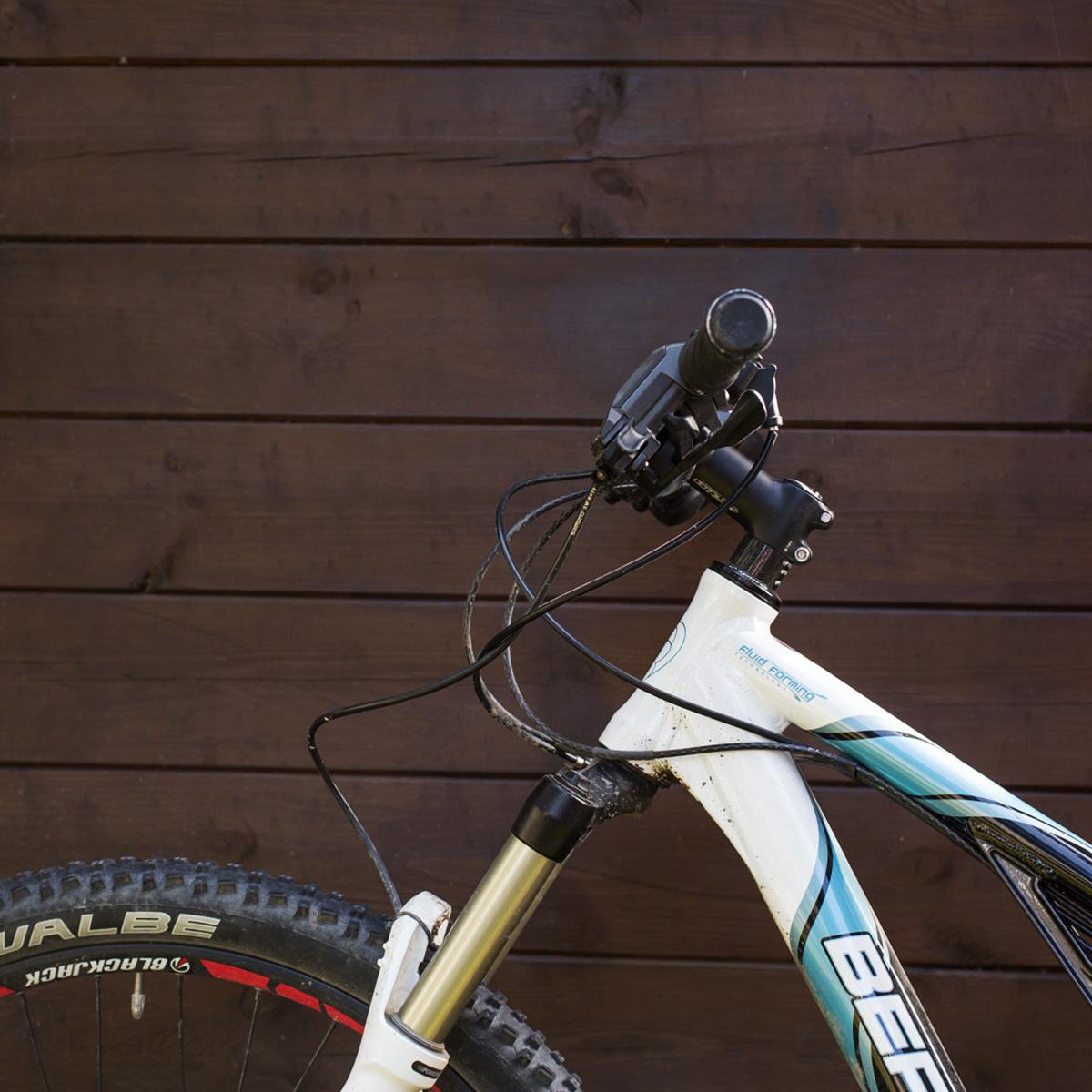 Ferienwohnungen Naturzeit Radfahren