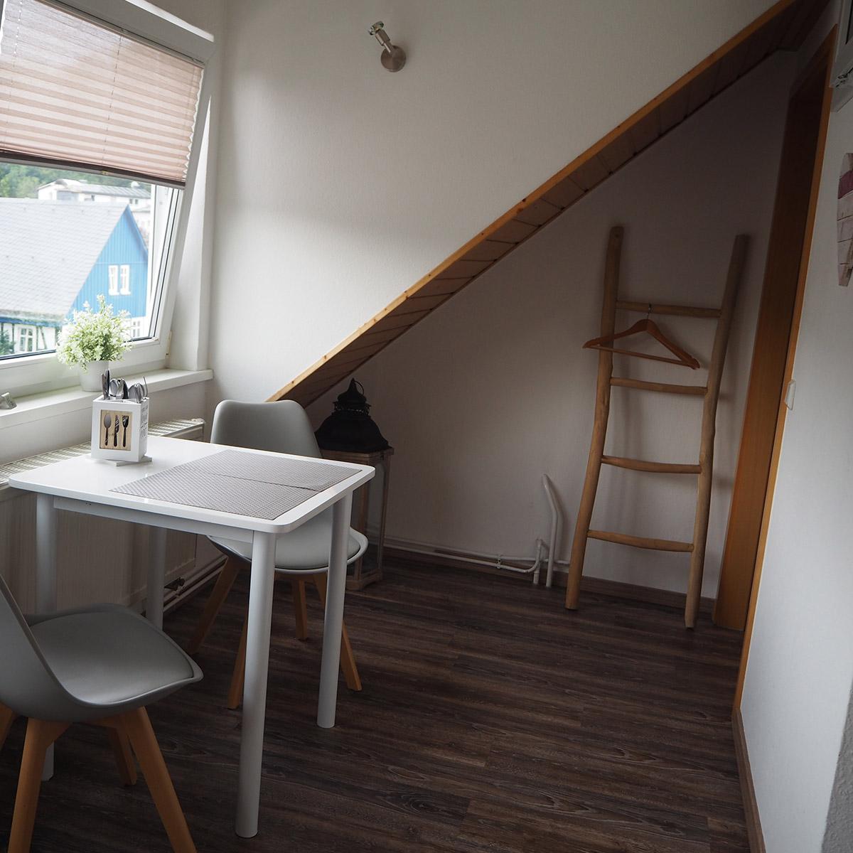 Ferienwohnungen Naturzeit Studio Küche