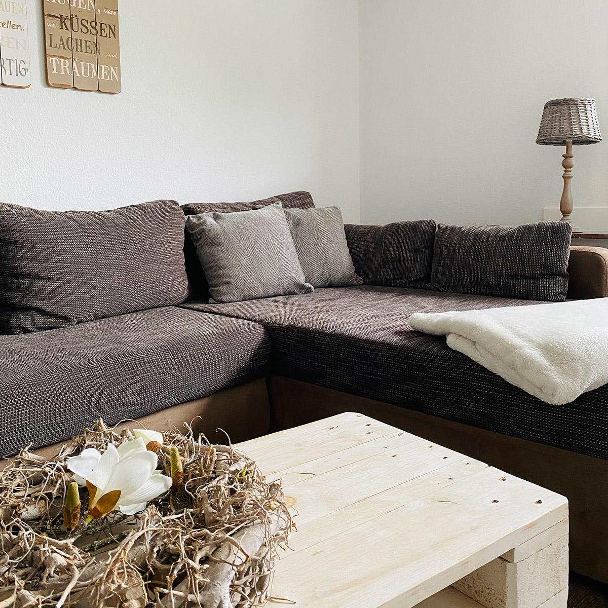 Ferienwohnungen Naturzeit Ruhezeit Wohnbereich